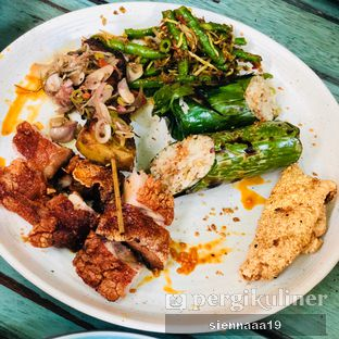 Foto 2 - Makanan(nasi campur bali) di The Garden oleh Sienna Paramitha