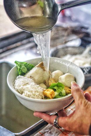 Foto 3 - Makanan di Ahan Bakso Ikan Telur Asin oleh Nanakoot