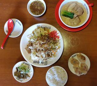 Foto 1 - Makanan(Yakisoba Teushoku + Tonkotsu Chasu Men) di Ramen 38 Sanpachi oleh JSL story instagram : johan_yue