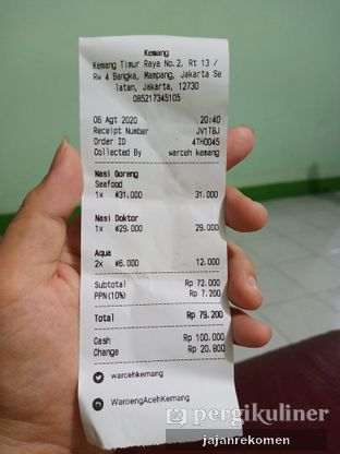 Foto 5 - Menu di Waroeng Aceh Kemang oleh Jajan Rekomen