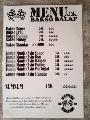 Foto review Bakso Balap oleh NOTIFOODCATION Notice, Food, & Location 3