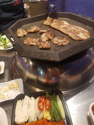 Foto 2 - Makanan di Oppa Korean BBQ oleh Baby angela