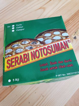 Foto 1 - Makanan di Serabi Notosuman oleh Makan2 TV Food & Travel