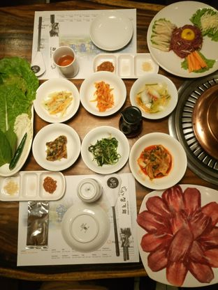 Foto 1 - Makanan di Chung Gi Wa oleh yudistira ishak abrar