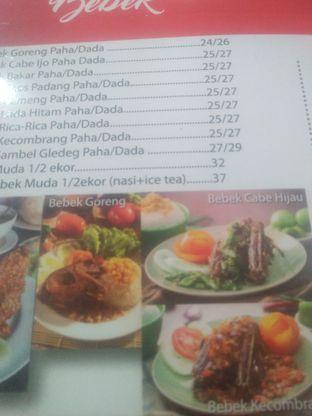 Foto - Makanan di Bebek Bentu oleh efull rifaii