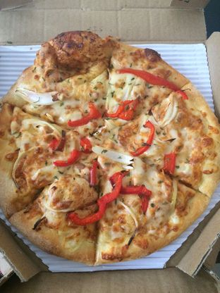 Foto 1 - Makanan di Domino's Pizza oleh Aghni Ulma Saudi