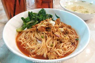 Foto Makanan di Mie Baso Ramdhan