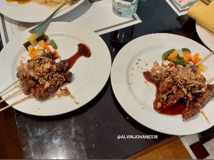 Foto review Satoo - Hotel Shangri-La oleh Alvin Johanes  2