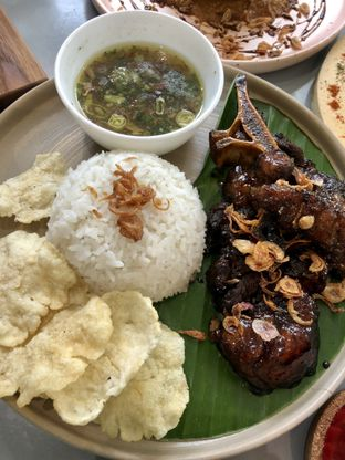 Foto 11 - Makanan di Baparapi Kopi oleh kdsct