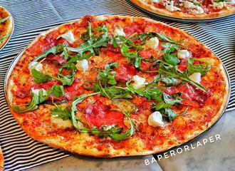 Wow, Ini 5 Rekor dari Kuliner Pizza yang Ada di Guiness World Record