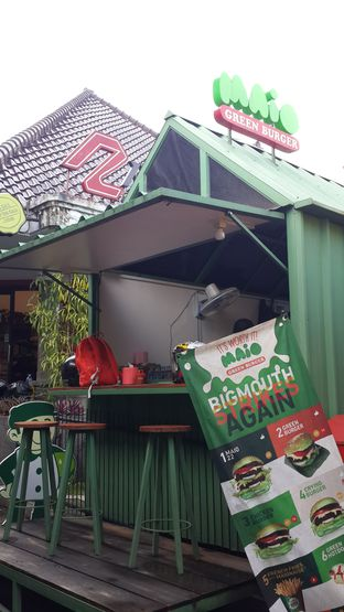 Foto review Maio Green Burger oleh NOTIFOODCATION Notice, Food, & Location 3