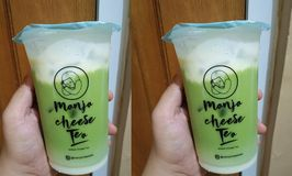 Manja Cheese Tea