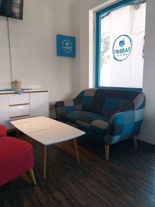 Foto 4 - Interior di Tabbot Koffie oleh IG:  ReeMeyna