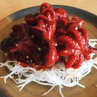 Foto 1 - Makanan(Chuka Idako) di Sushi Tei oleh Magdalena Fridawati
