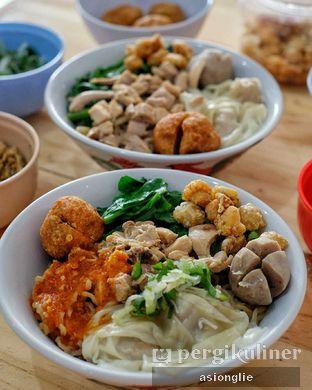Foto 2 - Makanan di Bakmi Hoksen oleh Asiong Lie @makanajadah