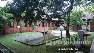 Foto 3 - Eksterior(kolam) di Rumah Makan Rindang Alam oleh AndaraNila