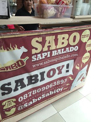 Foto 2 - Eksterior di SABO Sapi Balado oleh Theodora