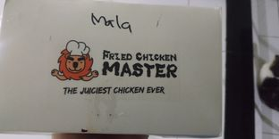 Foto review Fried Chicken Master oleh itsmeu  2