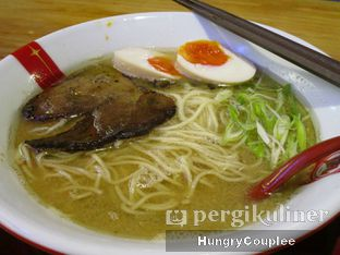 Foto 2 - Makanan di Universal Noodle Ichiro Chazuke Ramen Market oleh Hungry Couplee