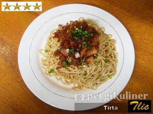 Foto 1 - Makanan di Mie Onlok Palembang oleh Tirta Lie