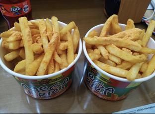 Foto 1 - Makanan di Potato Corner oleh @eatfoodtravel