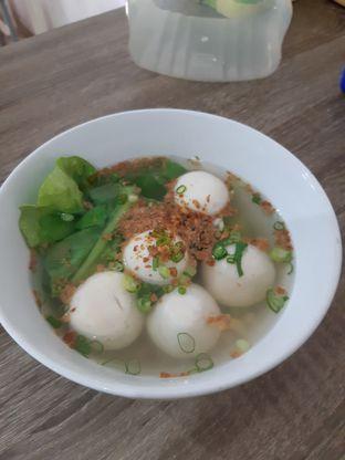 Foto - Makanan di Ahan Bakso Ikan Telur Asin oleh Eatandtravelsstory