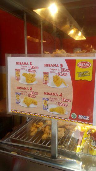 Foto 4 - Menu di Hisana Fried Chicken oleh Nena Zakiah