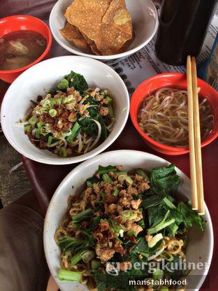 Foto 1 - Makanan di Mie Ayam Bangka Asen oleh Sifikrih | Manstabhfood