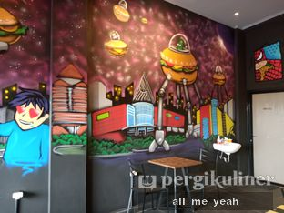 Foto 5 - Interior di FIX Burger oleh Gregorius Bayu Aji Wibisono