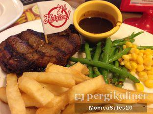 Foto 4 - Makanan(Nolan Tenderloin) di Holycow! STEAKHOUSE by Chef Afit oleh Monica Sales