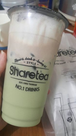 Foto review Sharetea Cafe oleh Evelin J 1
