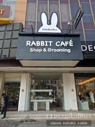 Foto 9 - Eksterior di MyBunBun Rabbit Cafe oleh @NonikJajan