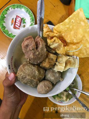 Foto 1 - Makanan(Bakso Campur) di Bakso Ronggolawe oleh #alongnyampah