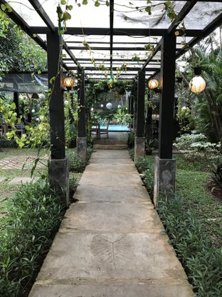 Foto 1 - Interior di Omah Sendok oleh Muhammad Fadhlan