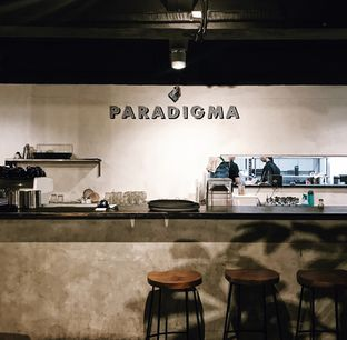 Foto 5 - Interior di Paradigma Kafe oleh Della Ayu