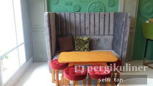 Foto 5 - Interior di Nokcha Cafe oleh Selfi Tan