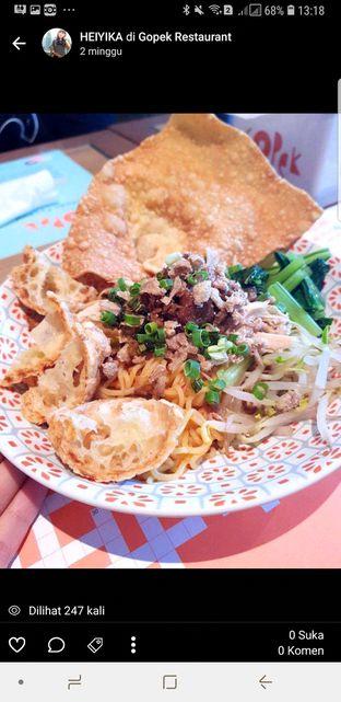 Foto - Makanan di Gopek Restaurant oleh heiyika