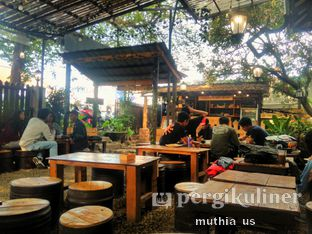 Foto 4 - Eksterior(Spot) di North Wood Cafe oleh Muthia US