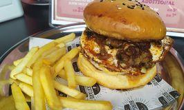 Burgertard