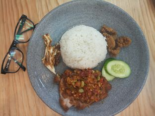 Foto review Mr. Crispy oleh Aditia Suherdi 3