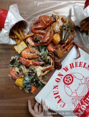 Foto 4 - Makanan di COW - Cajun On Wheels oleh @NonikJajan