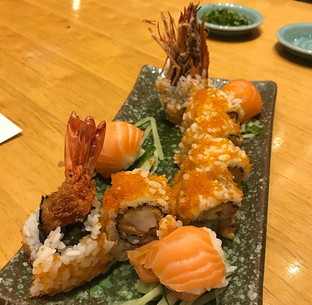 Foto 4 - Makanan di Sushi Sei oleh Mitha Komala