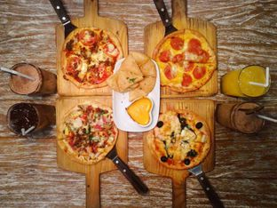 Foto - Makanan di Milan Pizzeria Cafe oleh dinny mayangsari