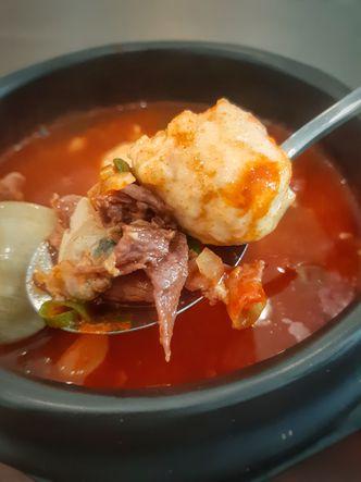 Foto Makanan di Mukbang Kitchen & Coffee