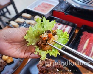 Foto review Wangja Korean BBQ oleh @foodiaryme | Khey & Farhan 1