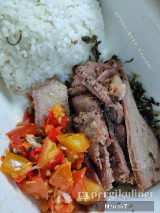 Foto 1 - Makanan di Daging Asap Sambal oleh Nana (IG: @foodlover_gallery)