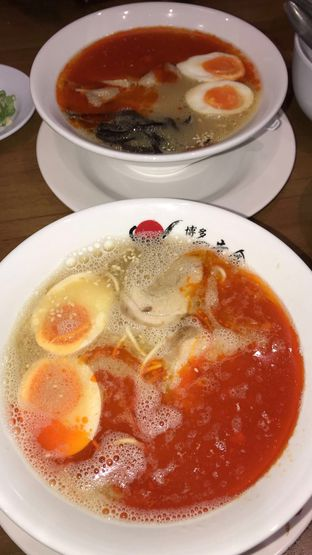 Foto 1 - Makanan di Hakata Ikkousha oleh Jennifer Intan