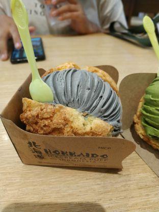 Foto 2 - Makanan di Hokkaido Icecream Puff oleh itsmeu