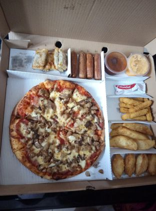 Foto review Pizza Hut Delivery (PHD) oleh lady natali 1
