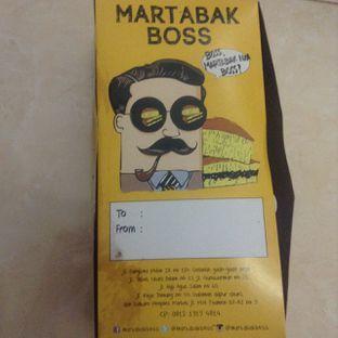 Foto review Martabak Boss oleh Sandya Anggraswari 1